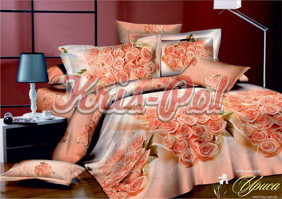 Двуспальные комплекты постельного белья - Сатин