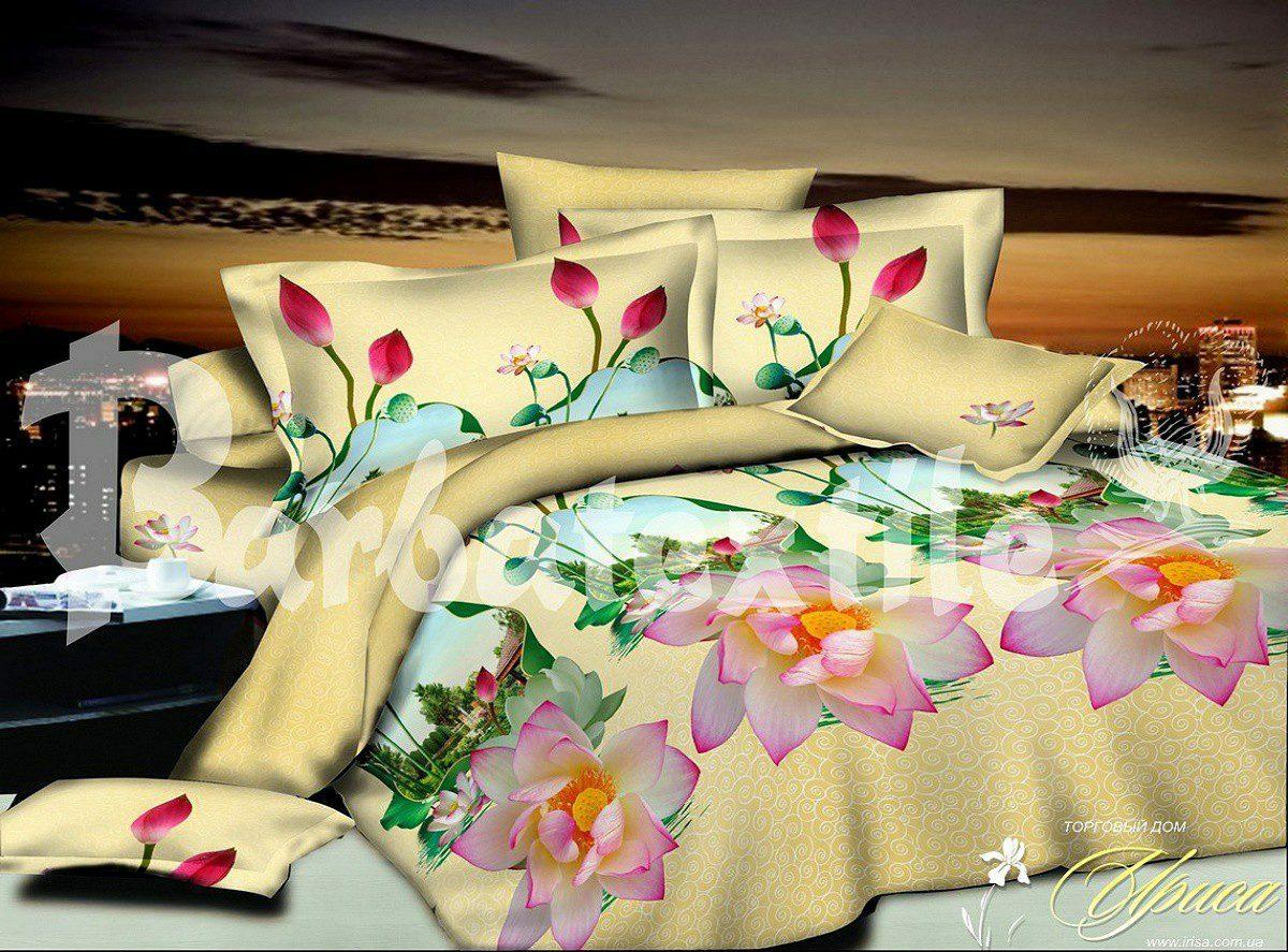 ЕВРО комплекты постельного белья - Ранфорс